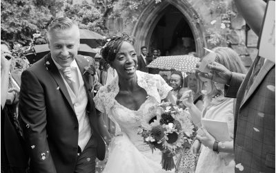 Hawa&Jeremy's Wedding, Anstey Hall, Cambridge